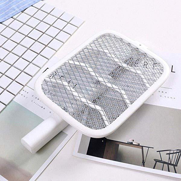 Collapsible Retractable USB Charging Fly Mosquito Swatter