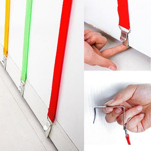 Adjustable Seamless Door Hook Rope