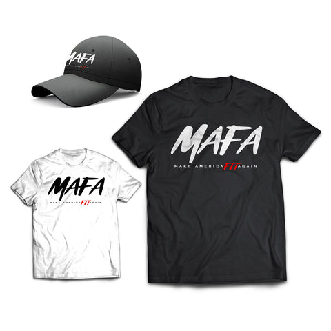 MAFA T shirt & hat bundle