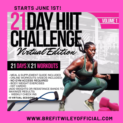 June 21 Day Challenge: Virtual Edition