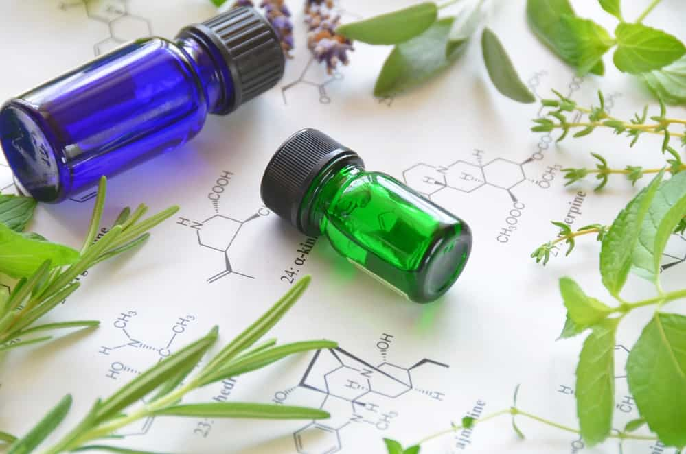 A Crash Course In Essential Oil Chemistry - (Written In