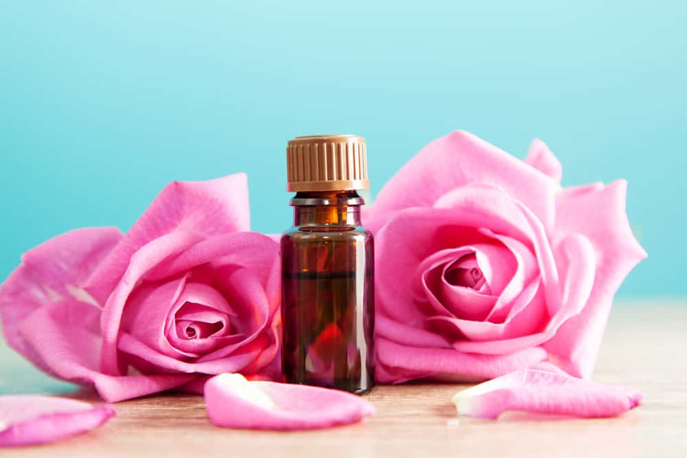 floral essential oil personality