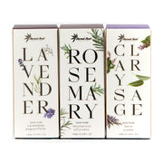 Essential Oils Herby 3 Set - Lavender, Rosemary, Clary Sage - Sacred Soul Holistics