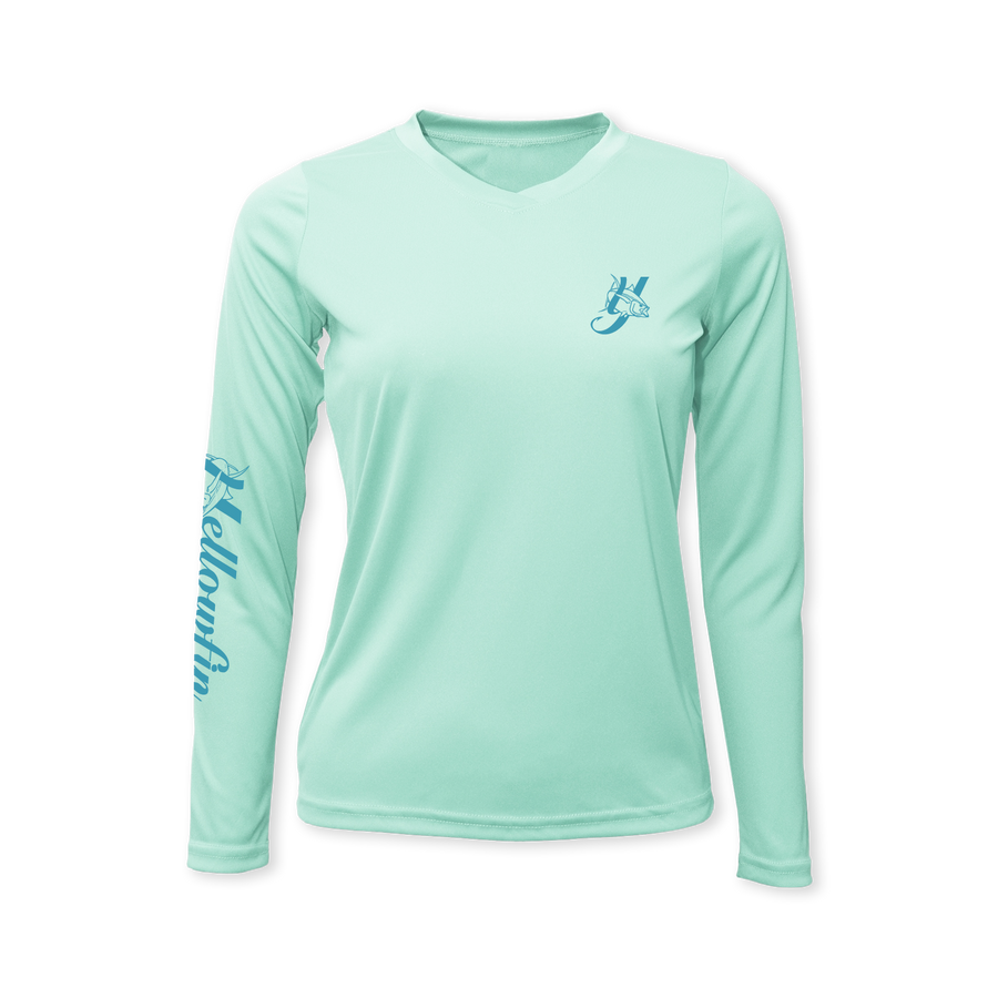 Est. 1998 Performance Ladies Long Sleeve T-Shirt