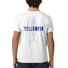 Load image into Gallery viewer, Boat Tail Youth CVC Shirt