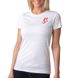 Tri-blend Ladies Shirt - Yellowfin Hooks