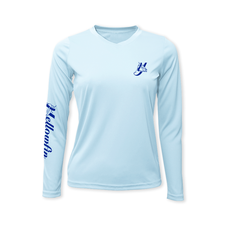 Boat Tail Performance Ladies Long Sleeve T-Shirt