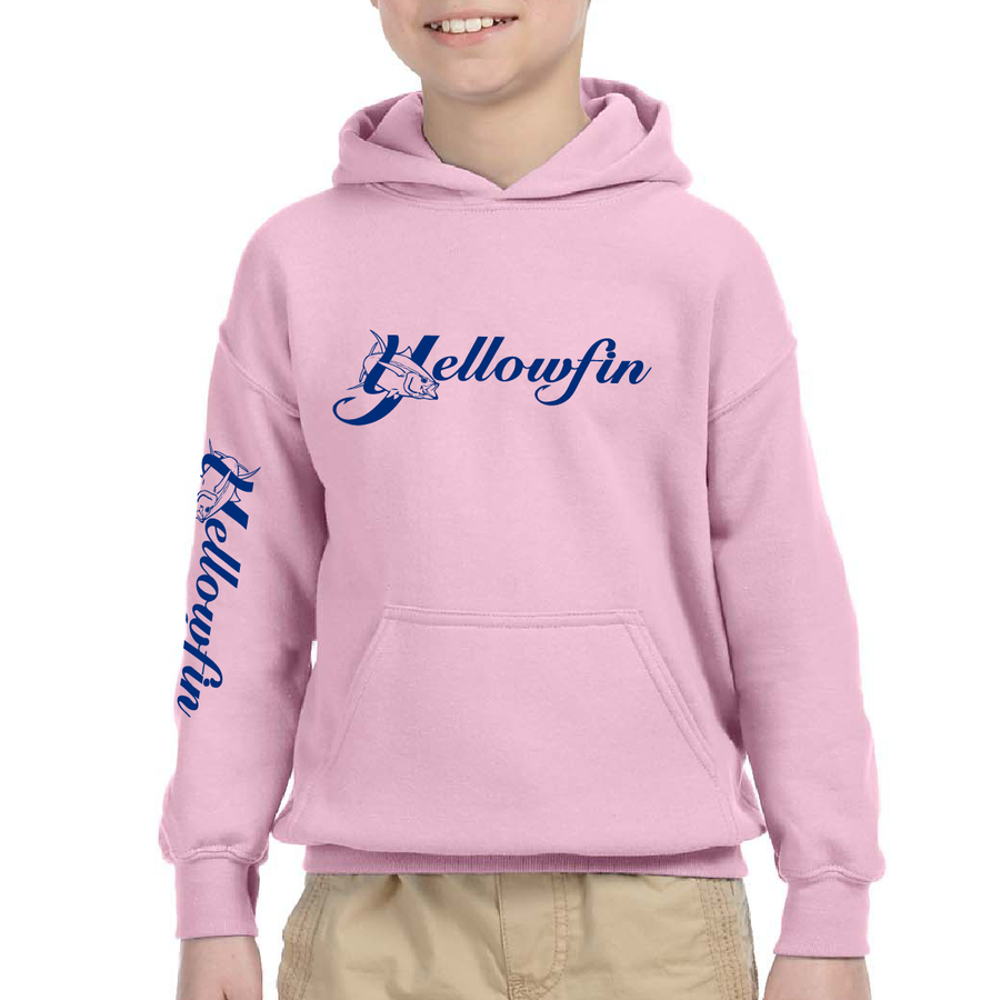 Yellowfin Youth Pullover Hooded Sweatshirt