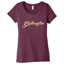 Load image into Gallery viewer, School Spirit Tri-Blend T-Shirt