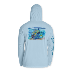 Performance Youth Hoodie - Color Permit