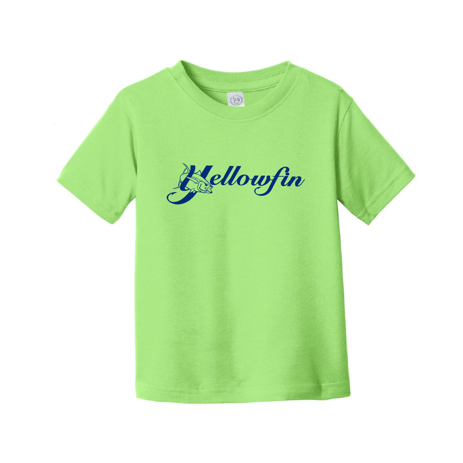 Yellowfin Toddler Fine Cotton Shirt