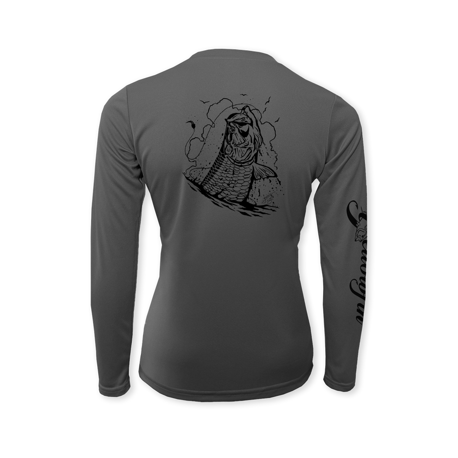 Tarpon Performance Ladies Long Sleeve T-Shirt