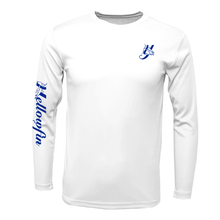 Load image into Gallery viewer, Boat Tail Youth Performance Long Sleeve Shirt