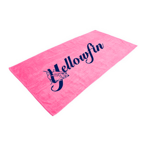 Velour Beach Towel - Jumbo