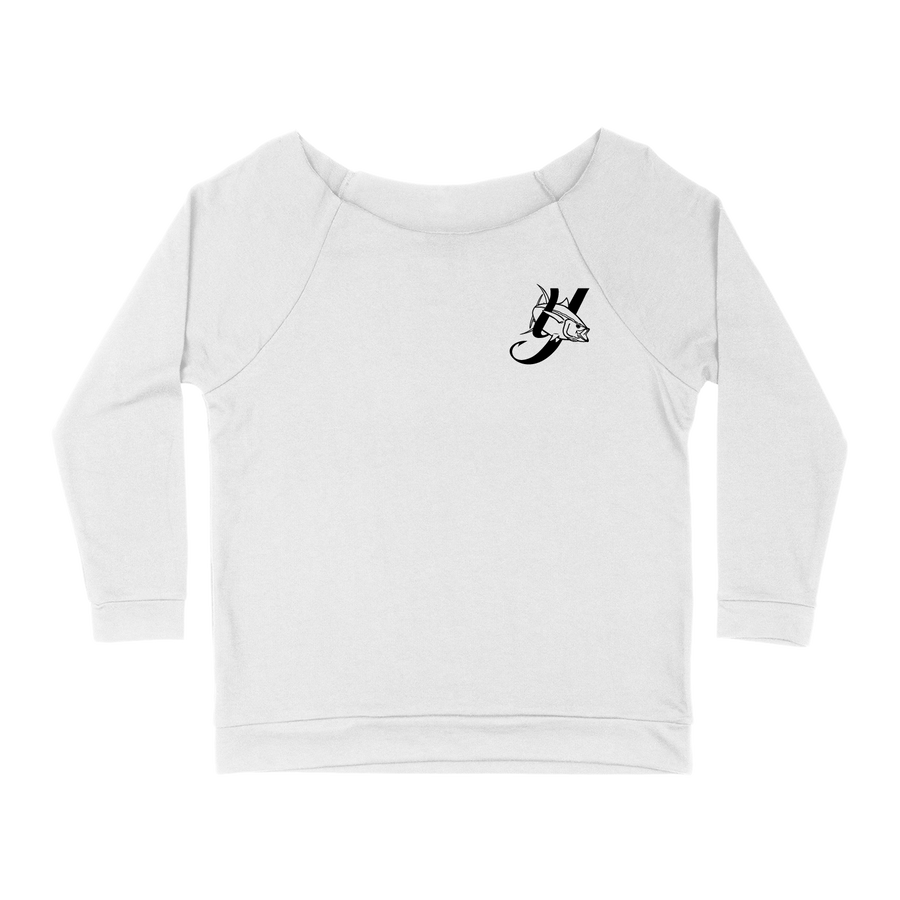 French Terry 3/4-Sleeve Raglan