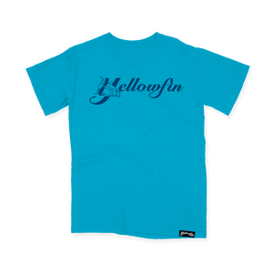 Yellowfin Logo Comfort Colors Youth Tee