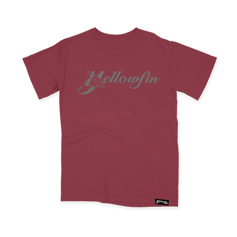 Comfort Colors Tee - Yellowfin Logo