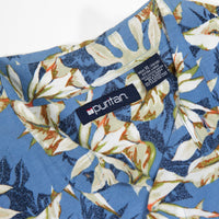 Vintage Puritan Beautiful All over shirt Print Aloha Shirt XL