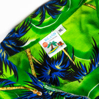 Beautiful Island life Print Aloha Shirt XL size