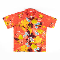 1980s Vintage Sears Aloha Shirt Made in Hawaii L size