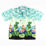 Vintage Boat Car Surfing Shirt XXL Sz