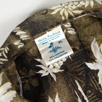 Vintage 1980s Made in Hawaii Aloha Shirt XL Sz