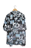 Batek Bay Rayon Hawaiian Button down Shirt XXL