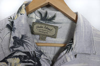Island life Palm trees Shirt L size