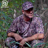 BGO Hunter's Camo Performance Short Sleeve