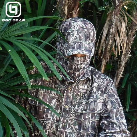 BGO Hunter's Camo Hat