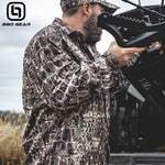 BGO Hunter's Camo Button Down Performance Shirt