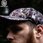BGO Hunter's Camo Logo Hat