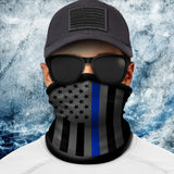 Thin Blue Line Polar Fleece Headgear