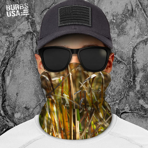 Grasslands Camo Headgear