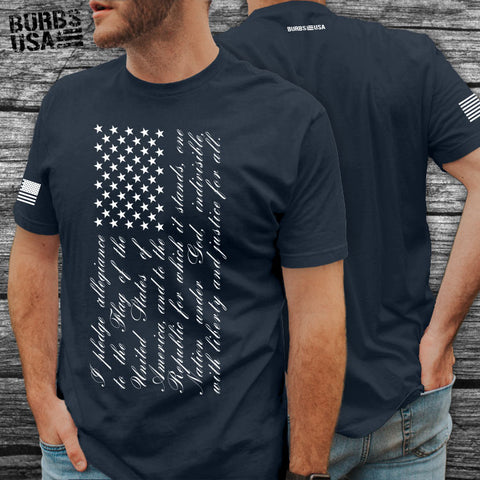 Pledge Flag Tee