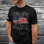 America Love It t-shirt for men