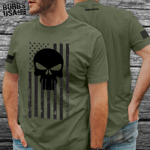Punisher Skull Tee