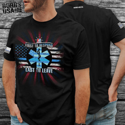 EMS First Responders Tee