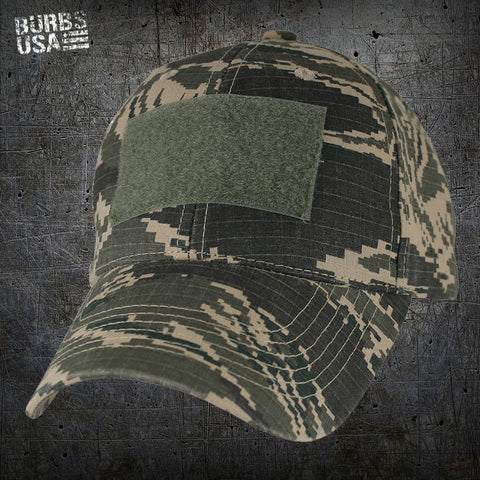 Military Replica Performance Hat - Camo Digital
