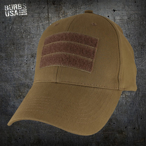 Military Replica Performance Hat - Coyote Brown