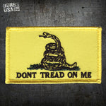 Gadsden Yellow Flag Morale Patch