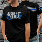 Judge Not The Blue