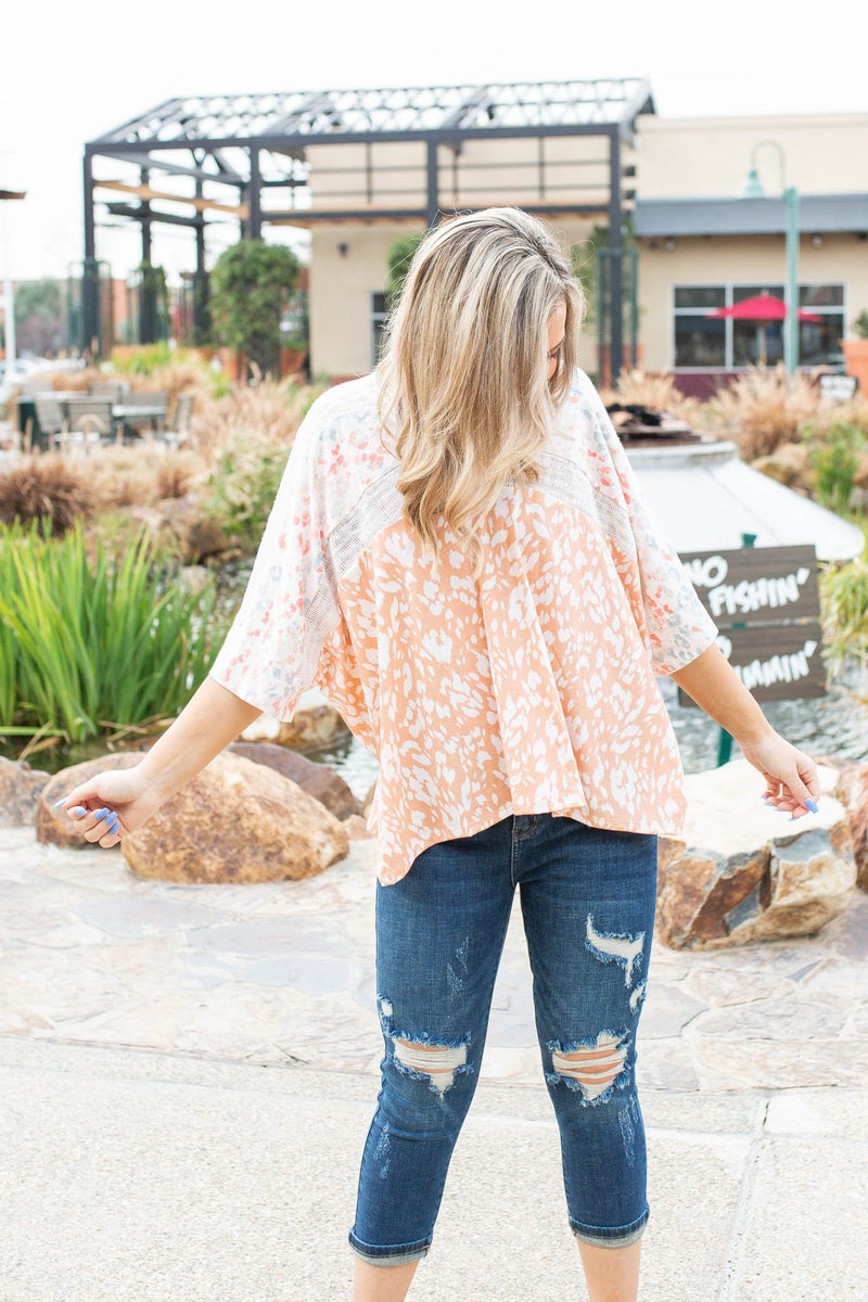 Joy In The Everyday Boxy Top