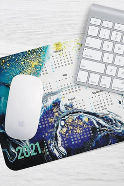 Here's To 2021 Mousepad