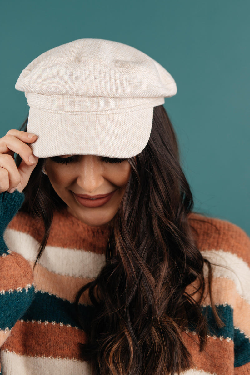 A Cabbi Hat For The Stylish Soul