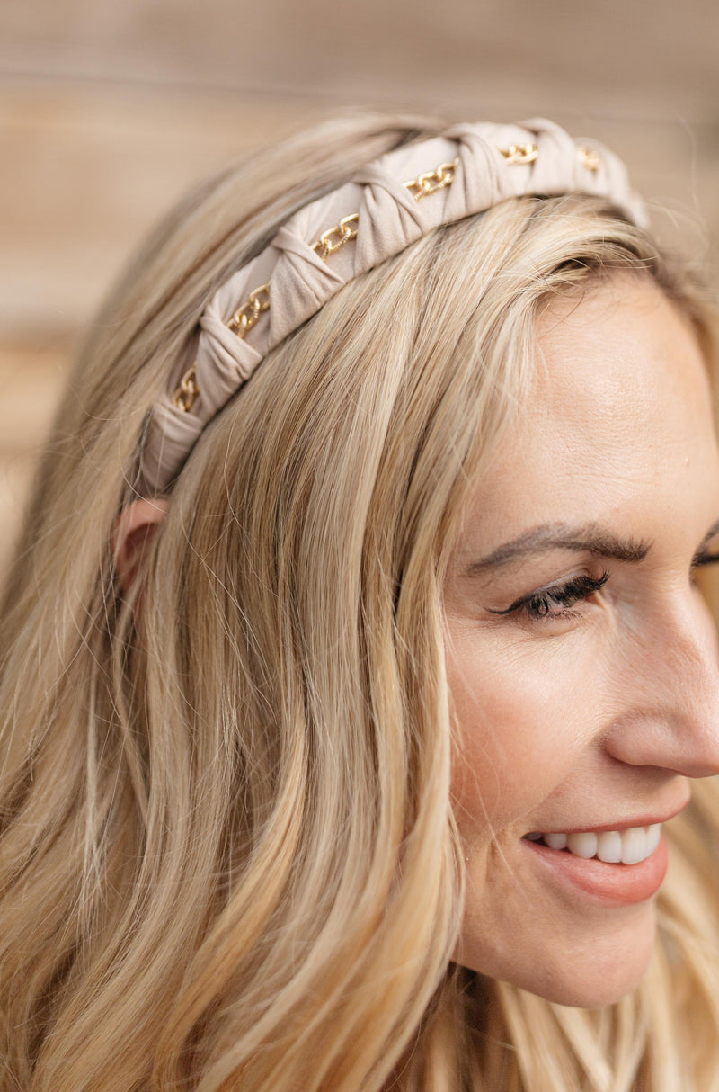 All Chained Up Headband