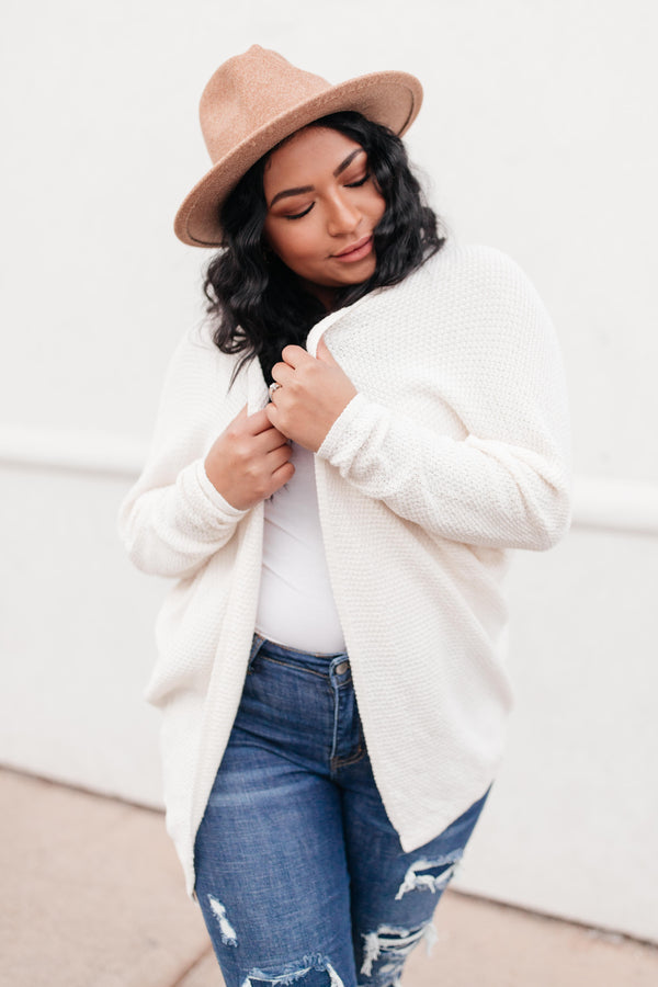 Ellison Cardigan in Cream