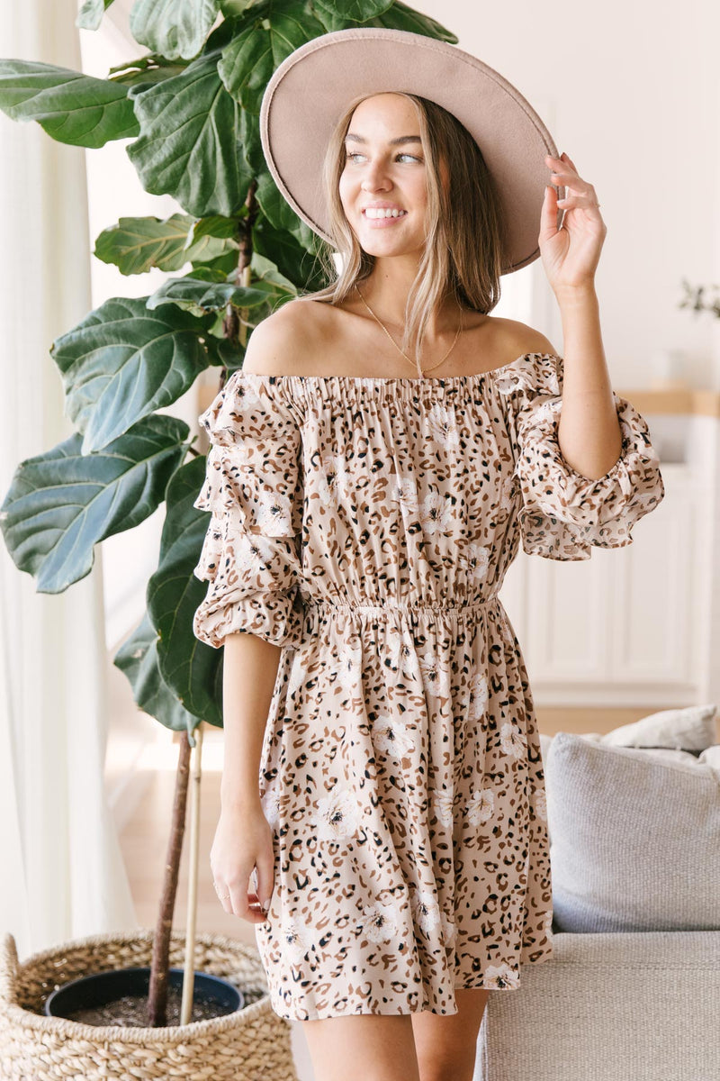 Flora and Fauna Dress