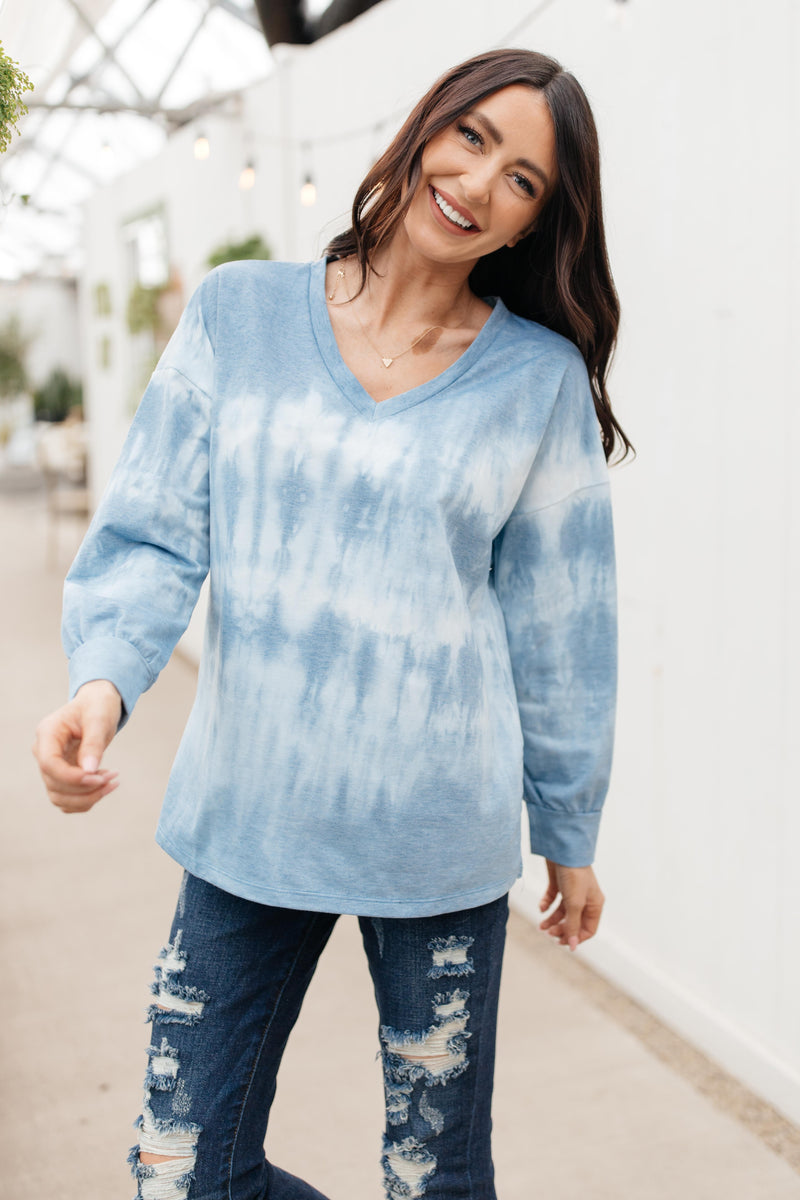 Hazy and Lazy Pullover