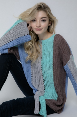 Let's Get Together Cozy Sweater